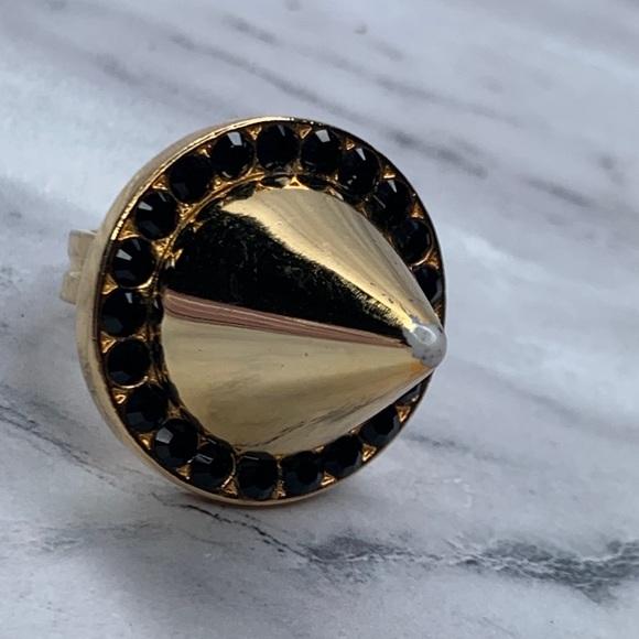 Tarina Tarantino Beautiful Wickedness Spike Ring